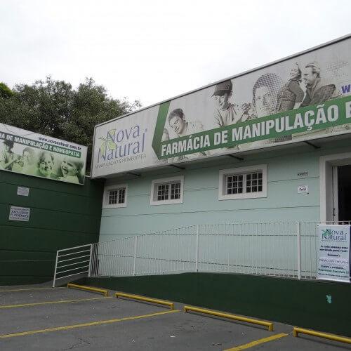 Nova Natural farmácia de manipulação e homeopatia Campinas Contatos loja fachada Aeroporto
