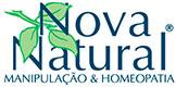 Nova Natural farmácia de manipulação e homeopatia Campinas logotipo pequeno